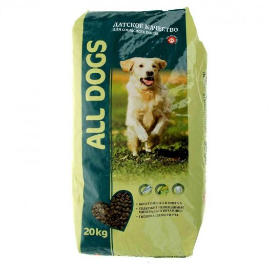 контроль качества сухого корма для животных