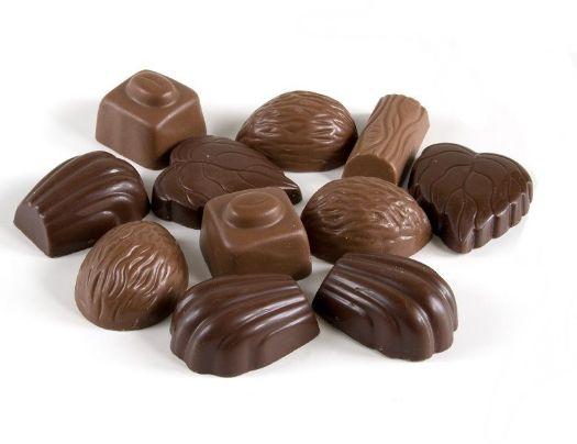 контроль качества конфет шоколадных