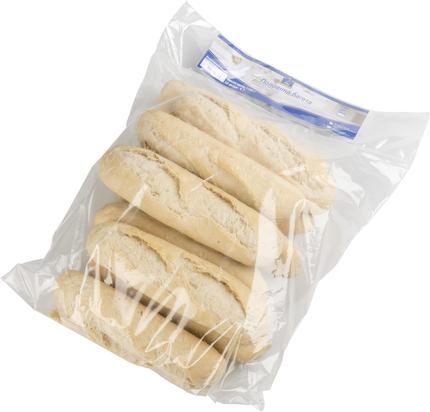 контроль качества замороженного хлеба