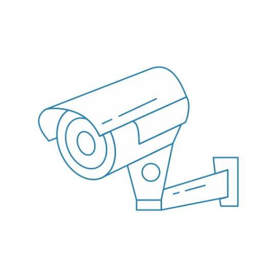 Видеонаблюдение - монтаж и обслуживание