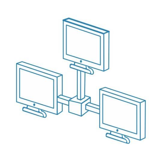 Компьютерные сети - монтаж