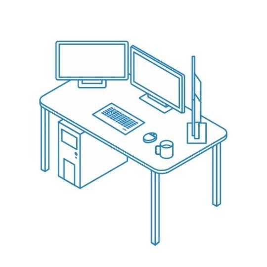 Компьютерная техника оптом/ Программное обеспечение - продажа и аренда