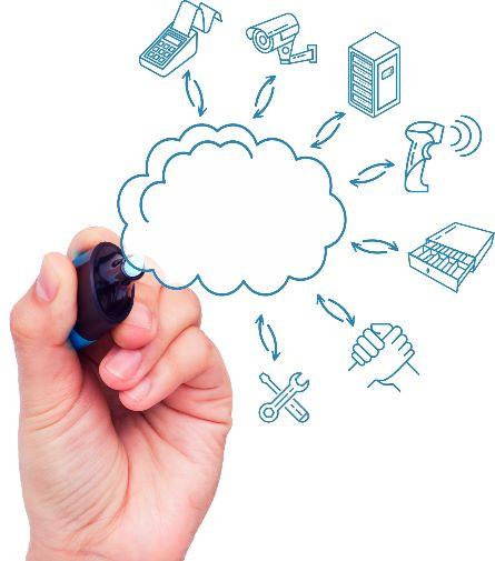 Заказать Онлайн кассу и кассовую технику, Видеонаблюдение и монтаж компьютерной сети, компьютеры и программное обеспечение для офиса, магазина, бара, кафе или ресторана.