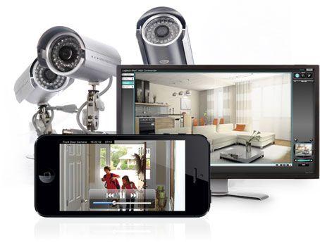 Установка систем видеонаблюдения и СКУД в Белгороде и области по самым низким ценам, высокое качество монтажа! Скидки! Звоните!