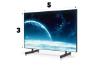 Светодиодный экран 5 на 3 под ключ