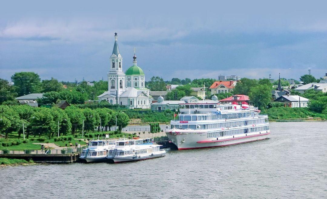 речные круизы из Казани