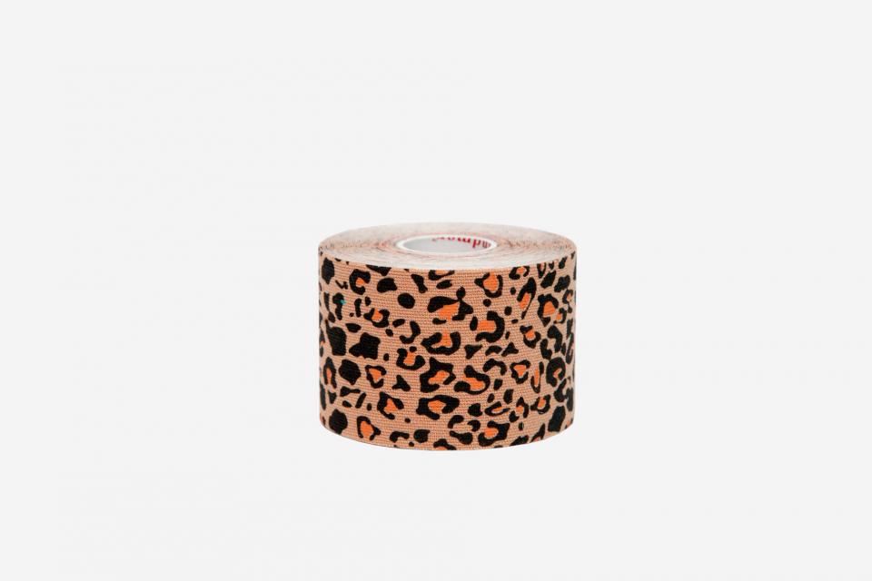Леопард Кинезио тейп 100% хлопок
