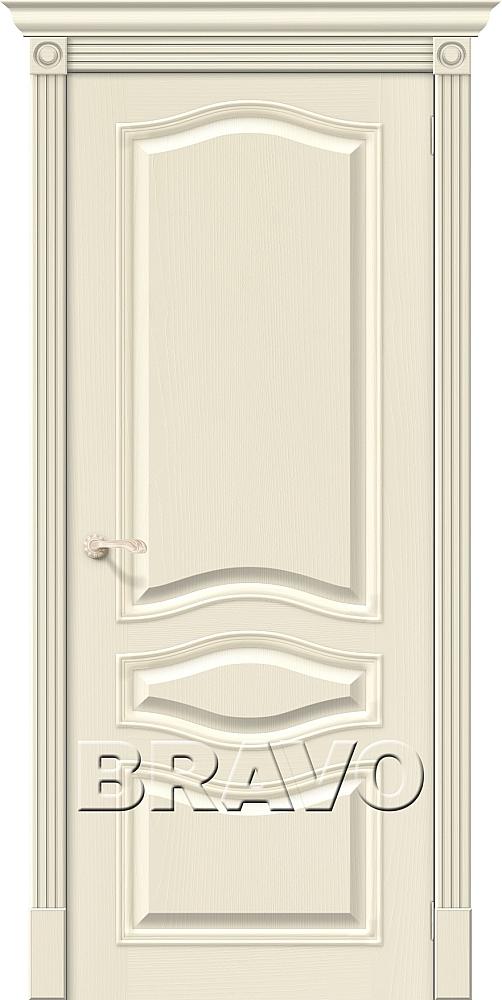 картинка Вуд Классик-50  Ivory от магазина Двери Диас