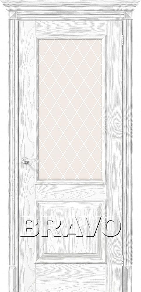 картинка Классико-13 Silver Ash от магазина Двери Диас