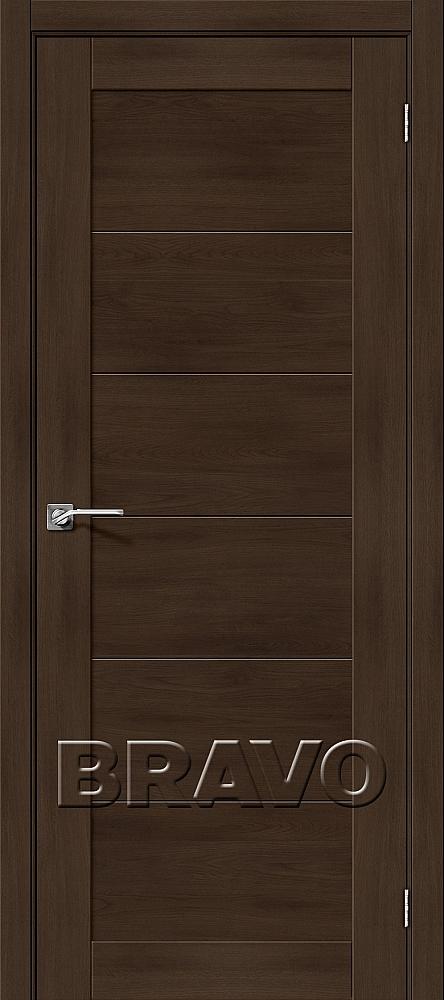 картинка Легно-21 Dark Oak от магазина Двери Диас