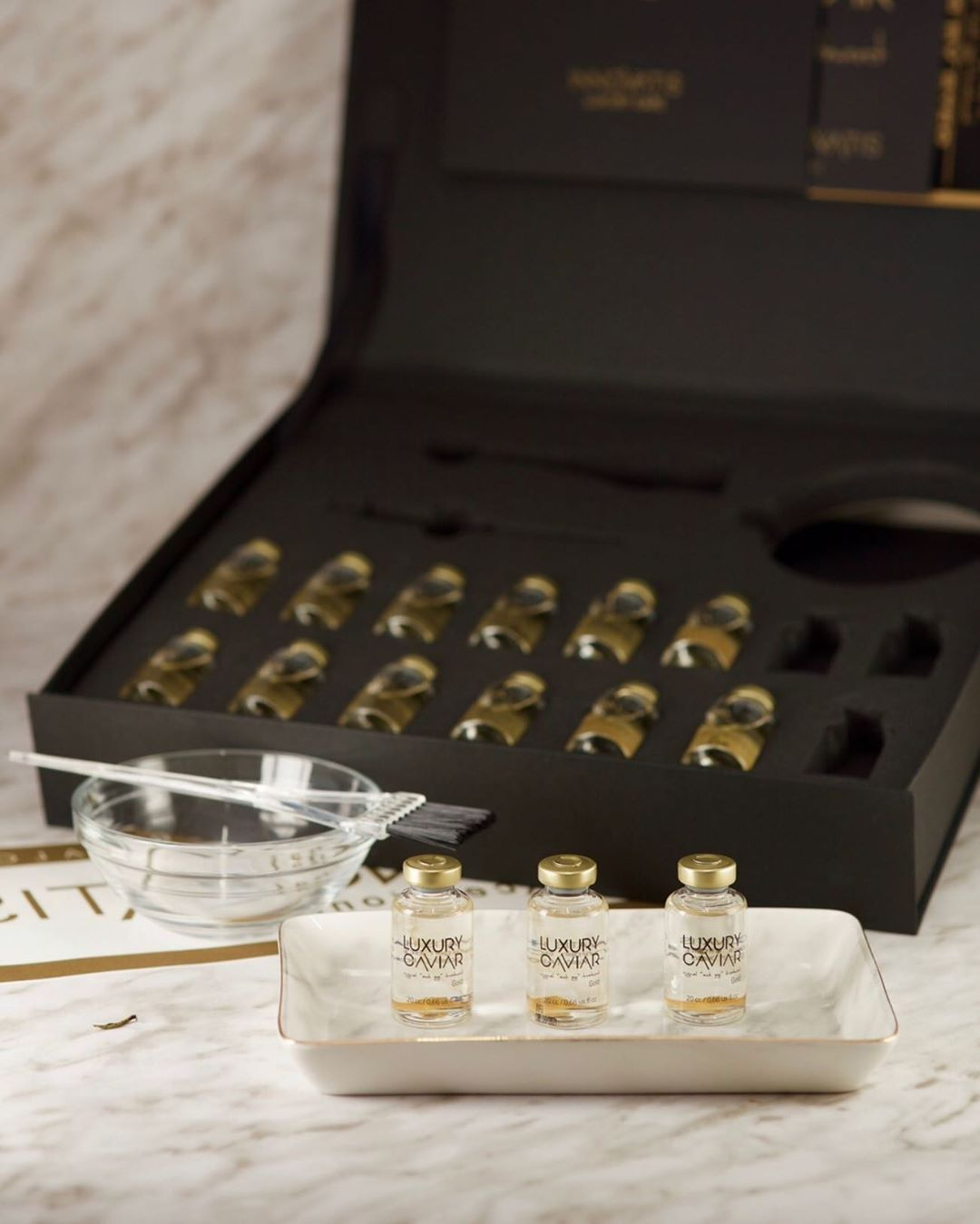 KIT Luxury Caviar 15