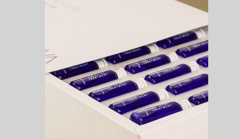 LUXURY ICE SHINE TREATMENT 48*5ML
