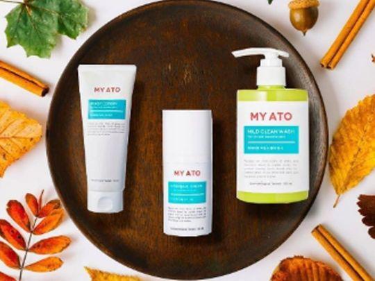 Для чувствительной кожи (anti-atopic dermatitis My Ato)