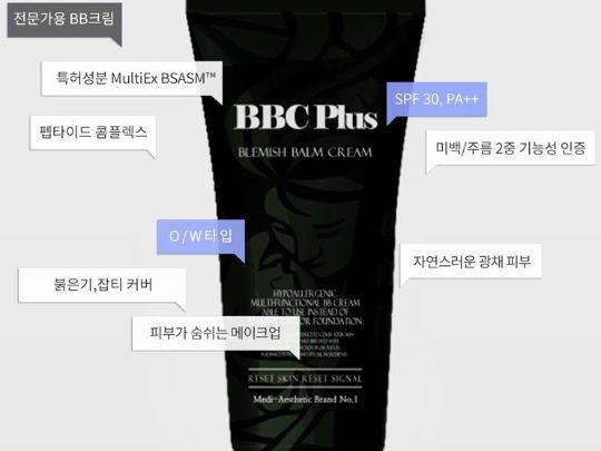 BB Крем (BBC Plus Cream)