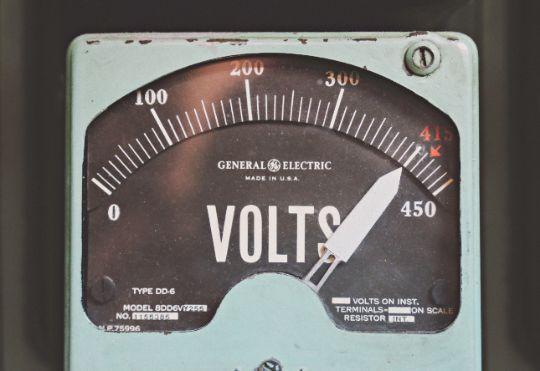 История изобретения электрического счётчика