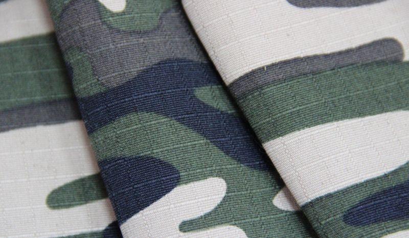 Ткань с использованием армированных нитей