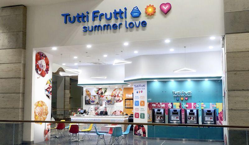 Titti Frutti cafe