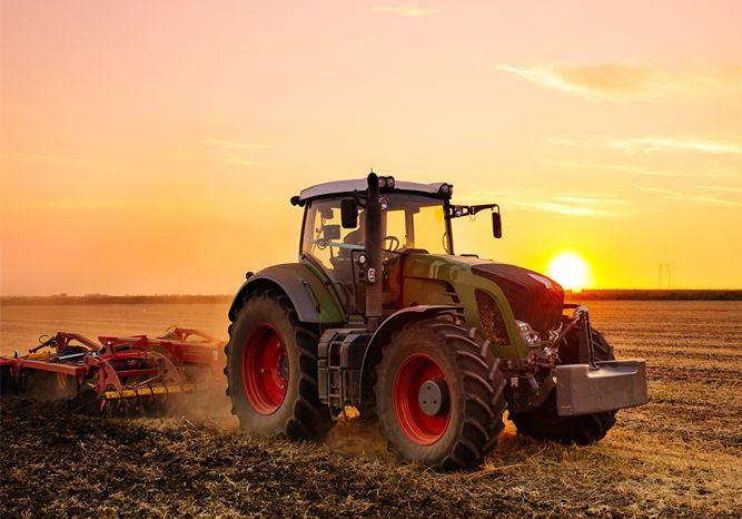 права на трактор С