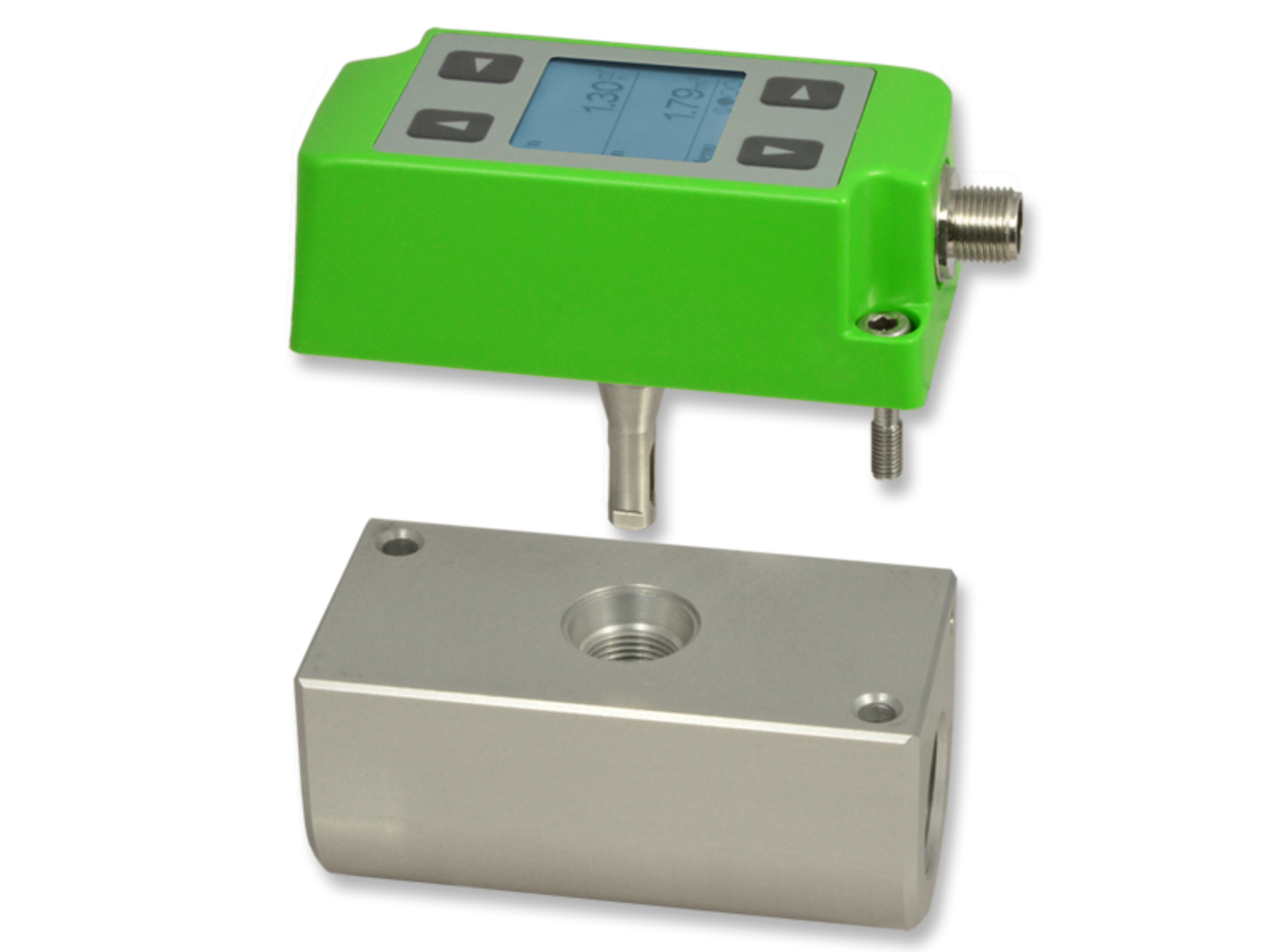 EE776 – Погружной расходомер с системой обратной защиты (система обратного запора)
