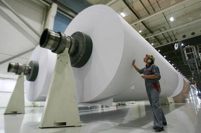 Ламинирование бумаги для бумажных стаканов