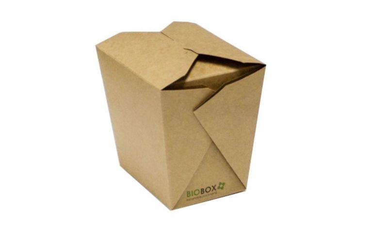 Контейнер бумажный BioBox Noodle