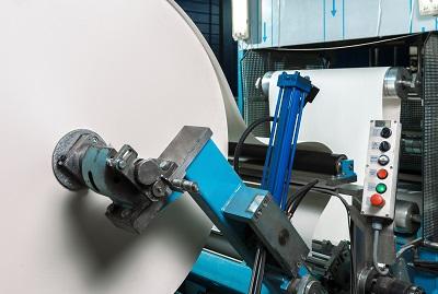 Печать заготовок бумажных стаканов Papperskopp