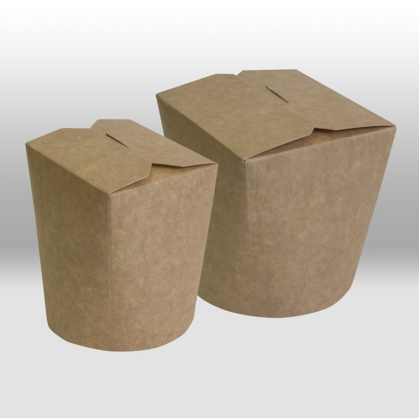 Kraft Papier China Boxen by Papperskopp