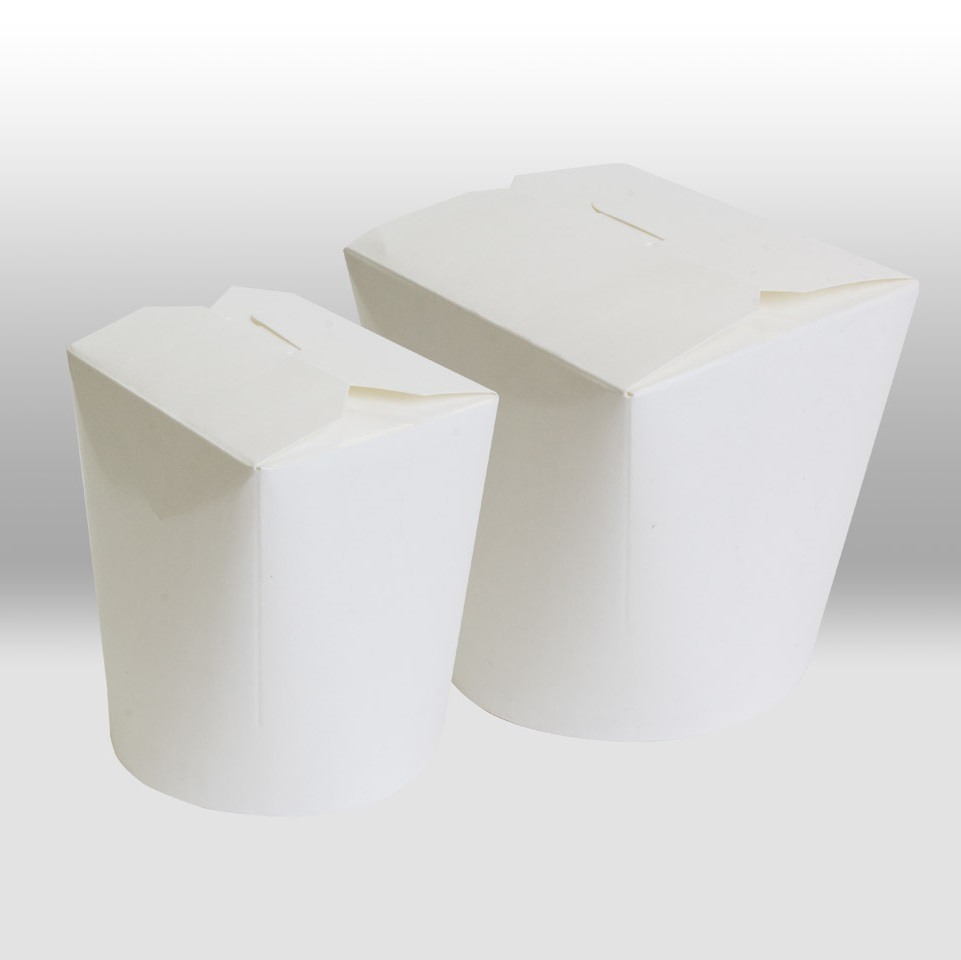 White Paper China Boxes by Papperskopp