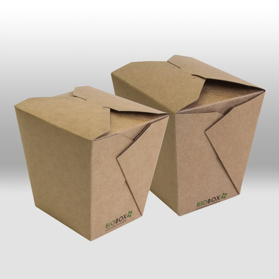 BioBox China Boxes Kraft by Papperskopp
