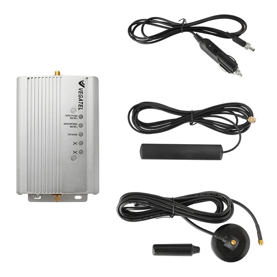 Комплект GSM для автомобиля