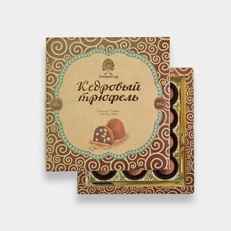 Кедровый трюфель от Сибирского кедра