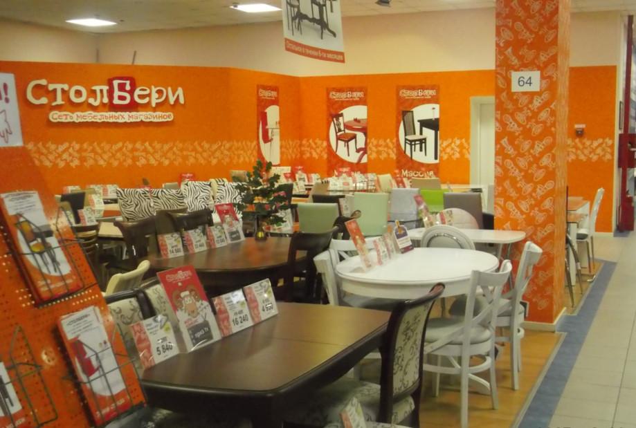 Франчайзинговый мебельный магазин город  Санкт-Петербург, прибыль в месяц 1 120  000 рублей.