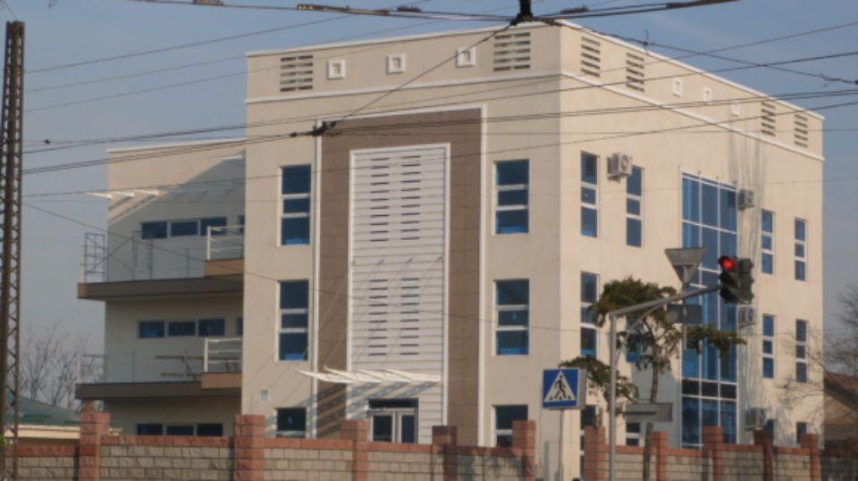 Строительство каркасных офисов. Бишкек.