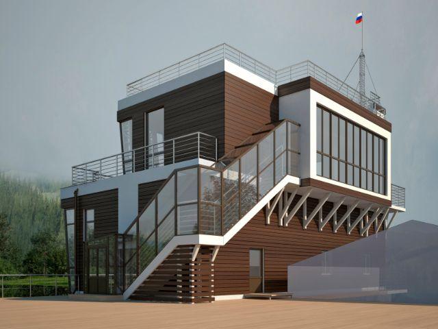 Строительство магазинов, кафе ЛСТК. Кыргызстан, г. Бишкек