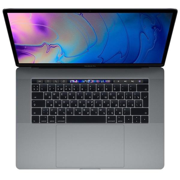 картинка Ноутбук Apple MacBook Pro 15 Space Grey от магазина Одежда+