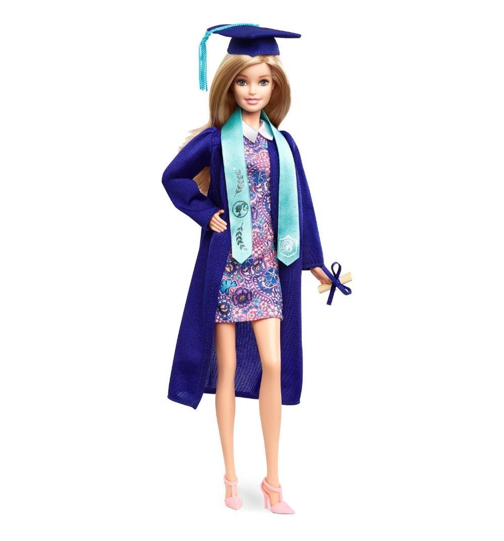 картинка Кукла Barbie Выпускница 29 см от магазина Одежда+