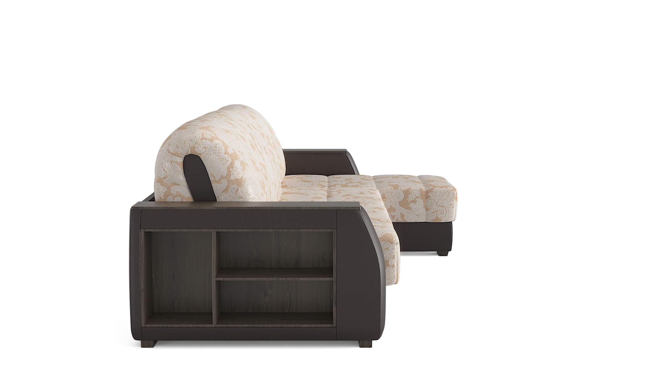 картинка Угловой диван  SUNSET New Toskana flora beige от магазина Одежда+