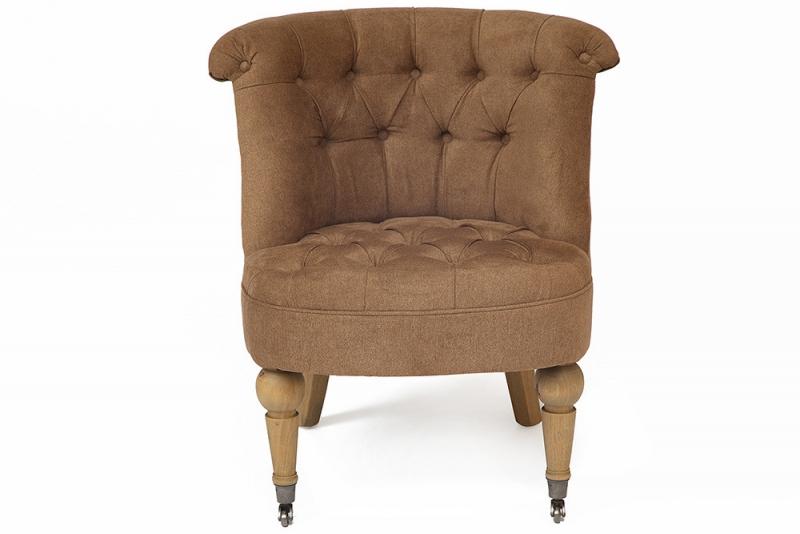 картинка Кресло Secret De Maison Bunny (mod. CC1202), 71х66х70 см, коричневый/ Miss-06 от магазина Одежда+