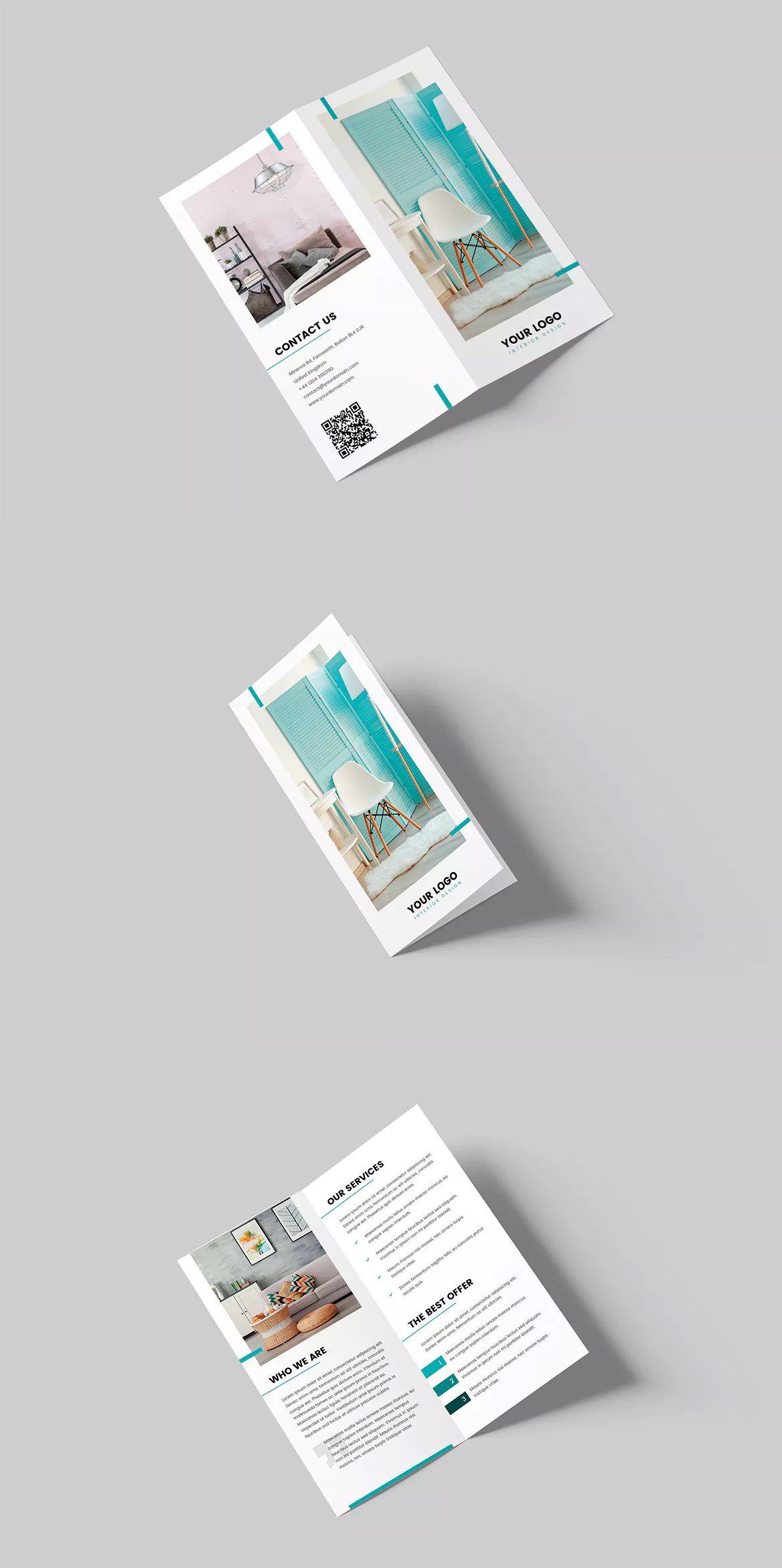 Детальное изображение товара Дизайн Буклета студии mediaprizma