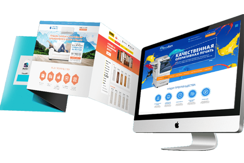 Создание продающих сайтов
