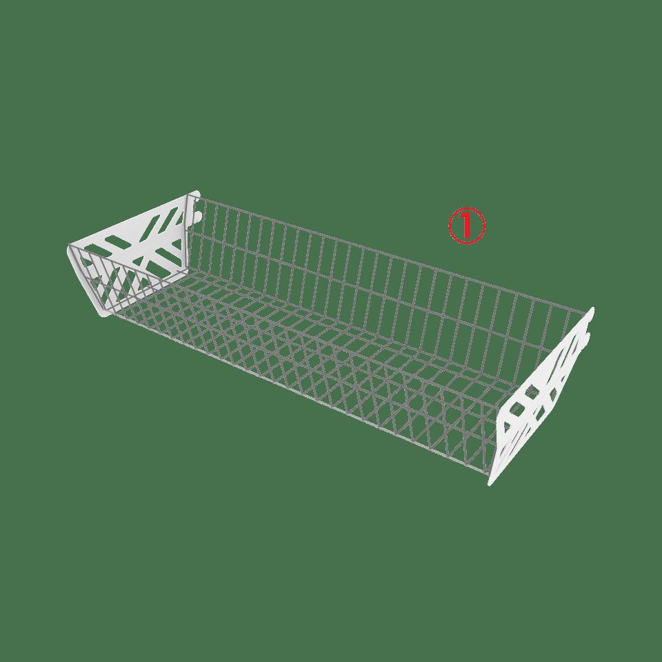 корзины для стеллажей