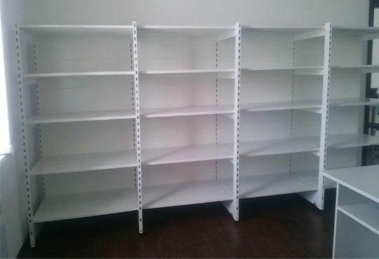 купить торговые металлические стеллажи в Казахстане