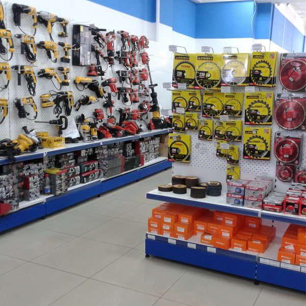 стеллажи для торговли купить в Бишкеке