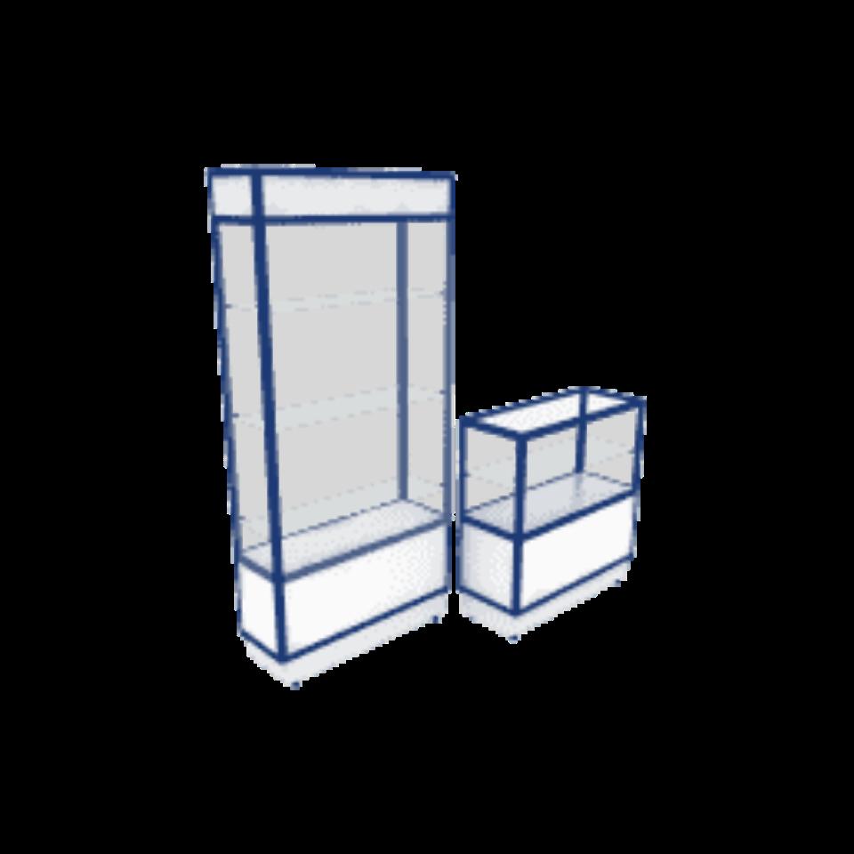 торговое оборудование витрины