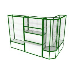 профильные витрины
