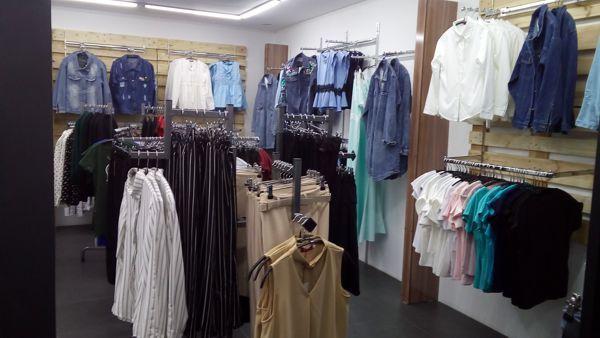 Вешала для магазина