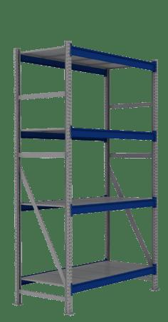 складские металлические стеллажи