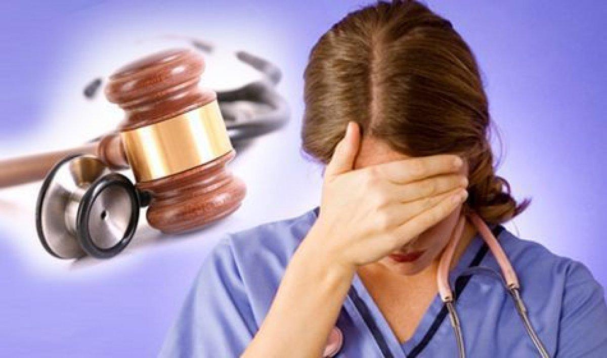 Ошибка врача / некачественные медицинские услуги
