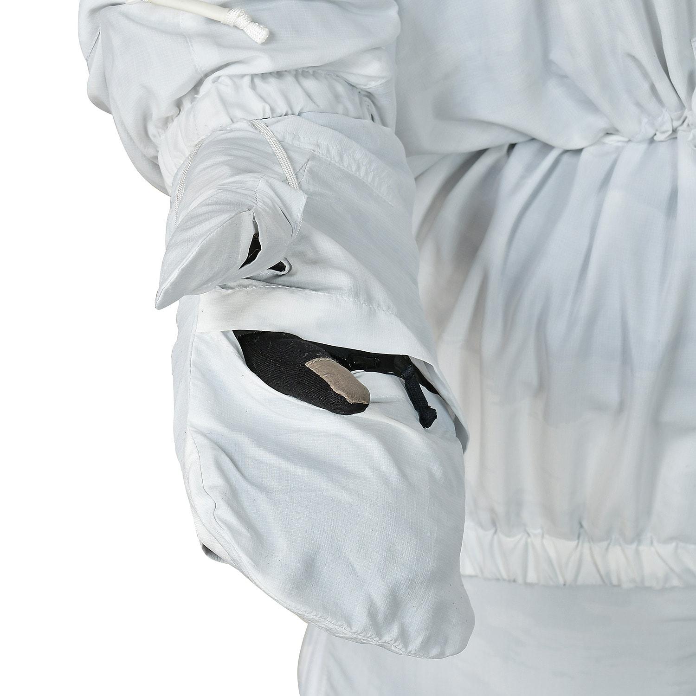 """фото Белый камуфлированный маскировочный костюм """"Мираж"""""""