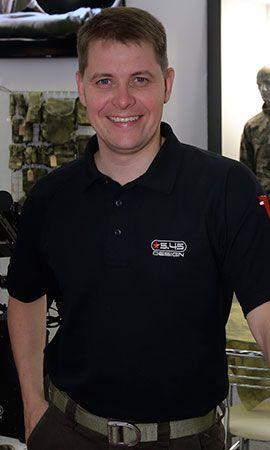 Иван Лобанов - главный разработчик экипировки и снаряжения 5.45 Design
